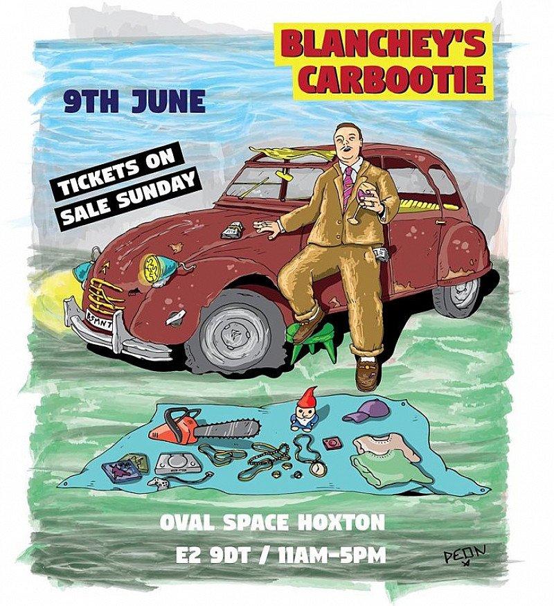 Blancheys Carbootie