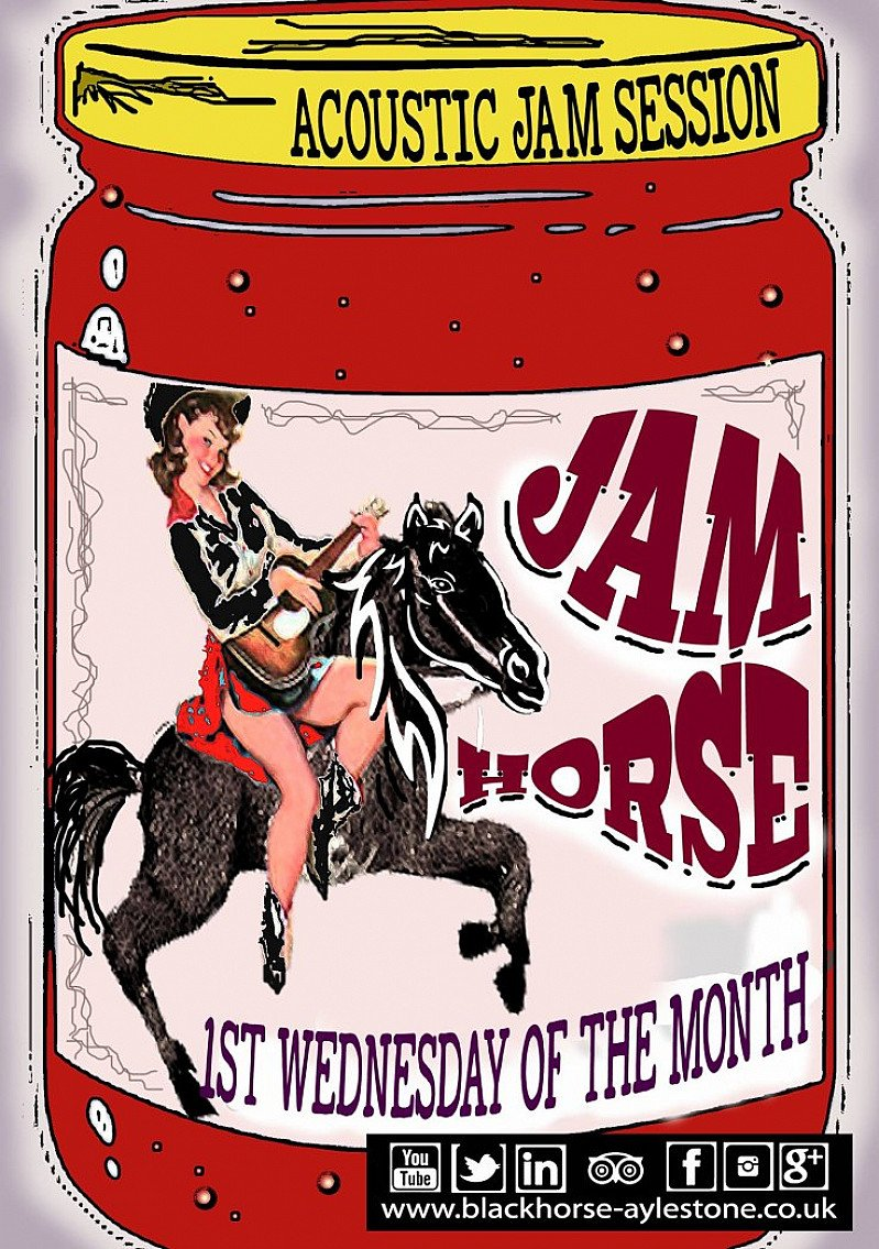 Jam Horse (monthly acoustic night)