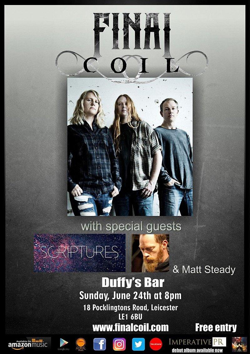 Final Coil, Scriptures & Matt Steady