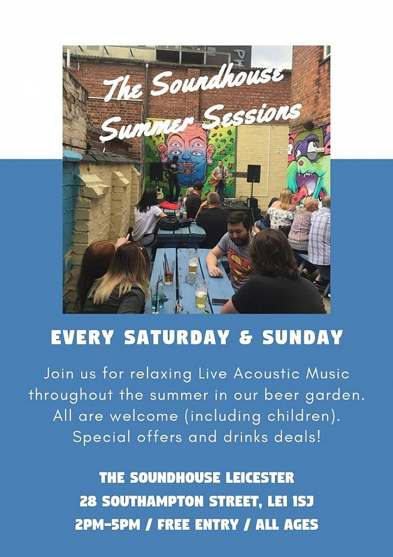 Soundhouse Summer Sessions