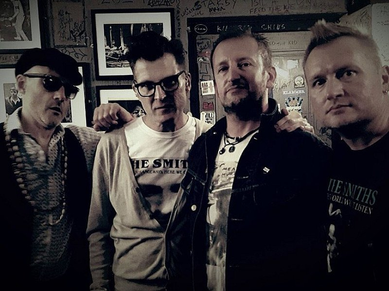 The Smyths... Unite and Take Over Tour 2018