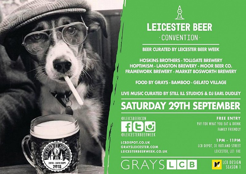 Leicester Beer Convention - LCB Depot