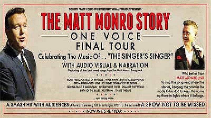 The Matt Monro Story - The Final Tour