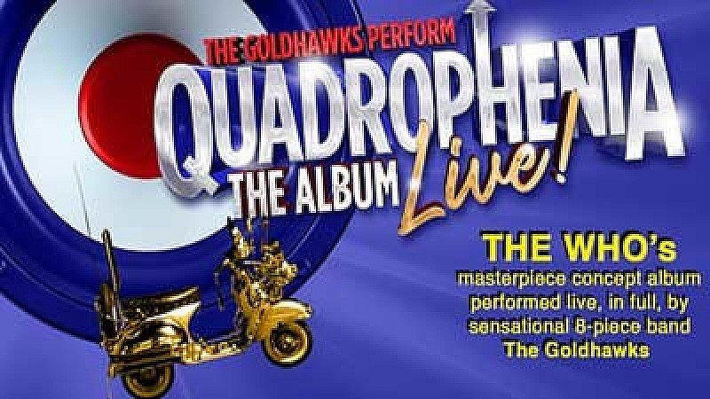 Quadrophenia the Album - Live