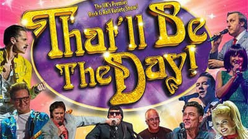 That'll be the Day - October