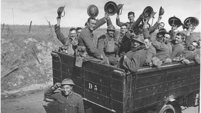 Talk: The Last Battle - Endgame on the Western Front, 1918