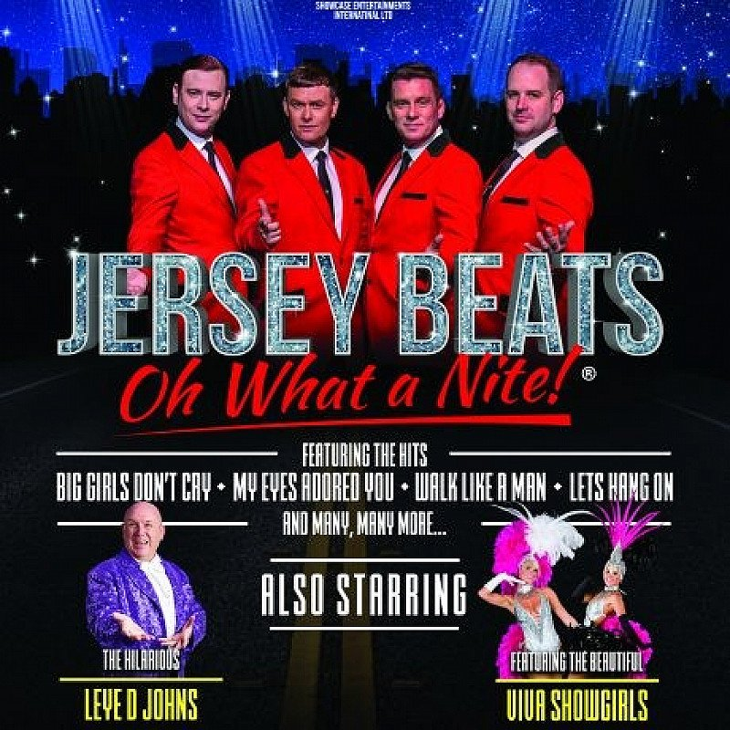 Jersey Beats – Oh What a Nite!