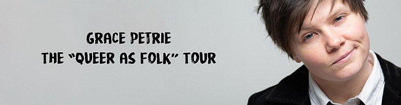 Grace Petrie - The 'Queer As Folk' Tour