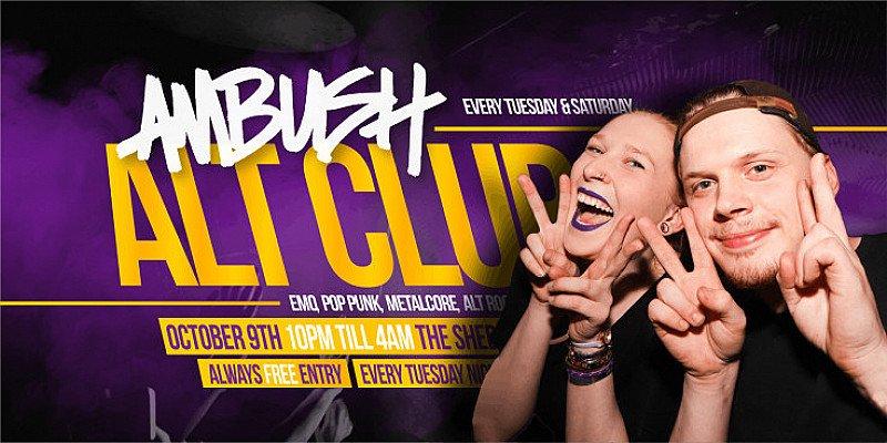 AMBUSH: ALT CLUB