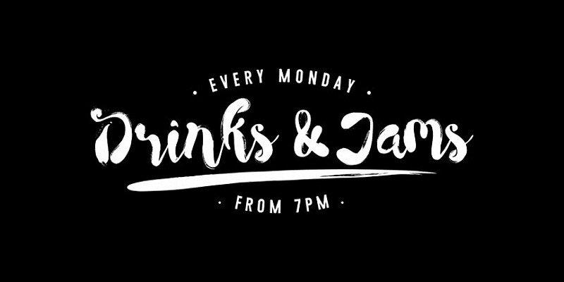 Drinks & Jams ft. weareallfossils and Marc Halls