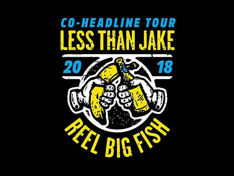 Less Than Jake   Reel Big Fish