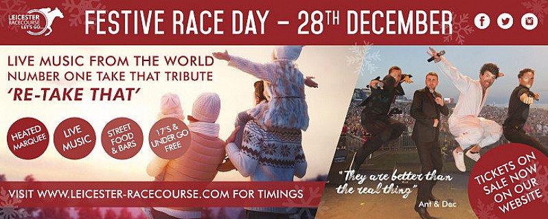 Festive Race Day!