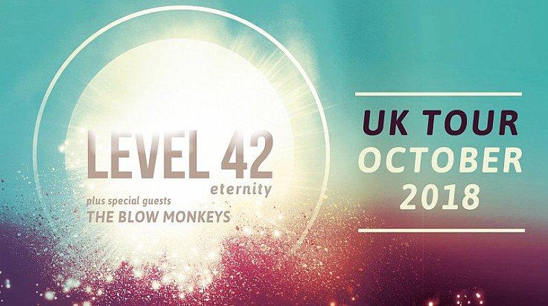 LEVEL 42 Live