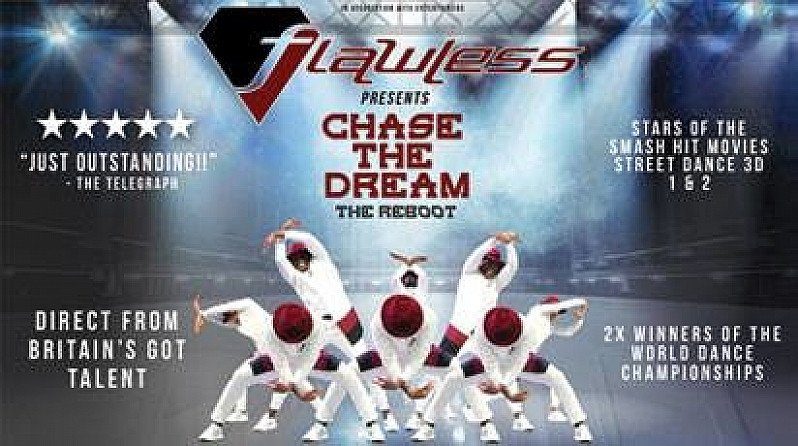 Flawless – Chase The Dream: The Reboot