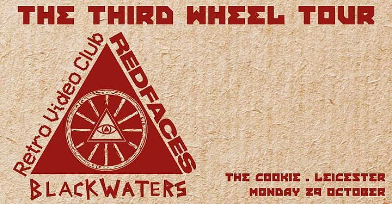 The Third Wheel Tour