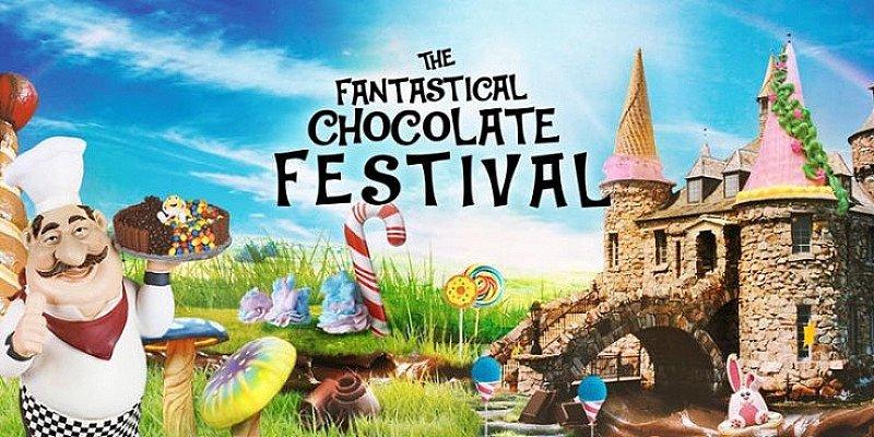 Fantastical Chocolate Festival Liverpool