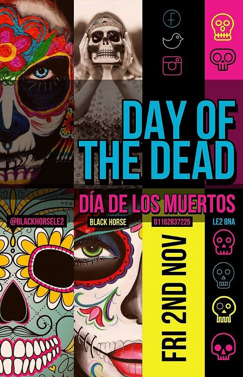 Day Of The Dead Pop-Up