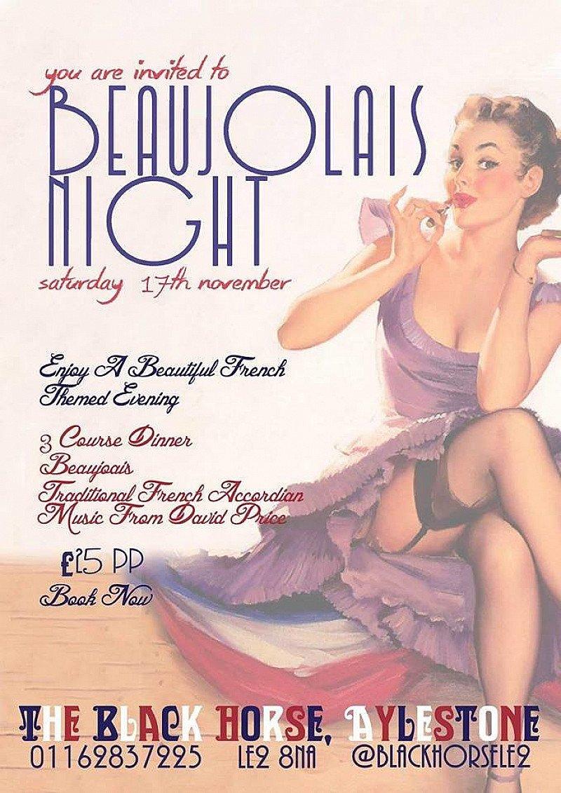 Beaujolaise Night