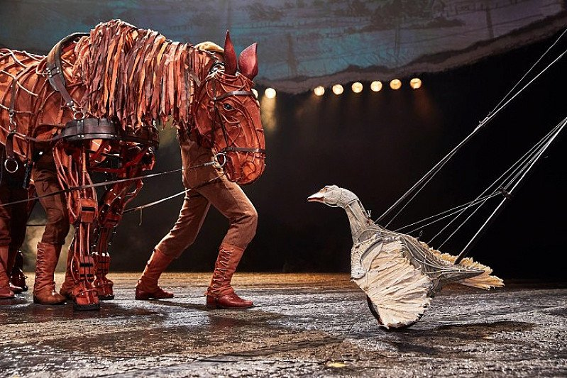 National Theatre Puppetry Workshops (FREE)
