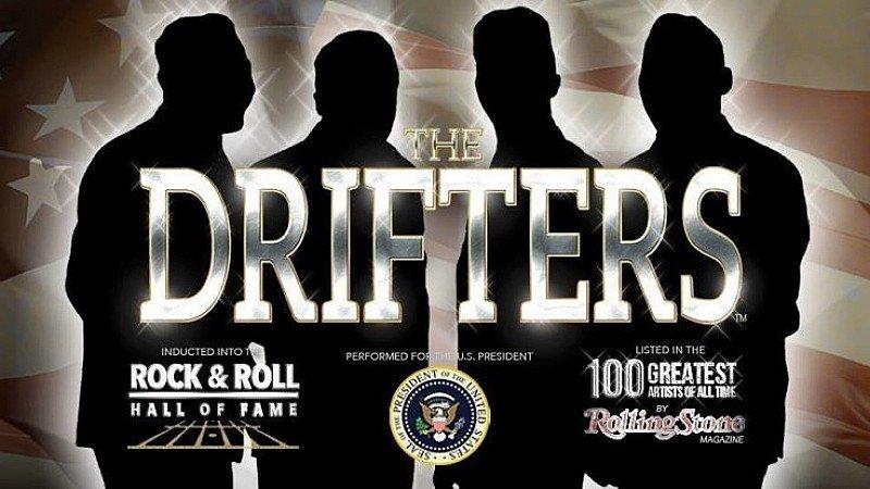 The Drifters - 2018 UK Tour
