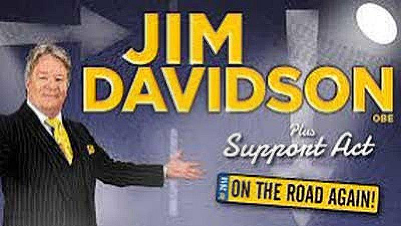 Jim Davidson On the Road Again