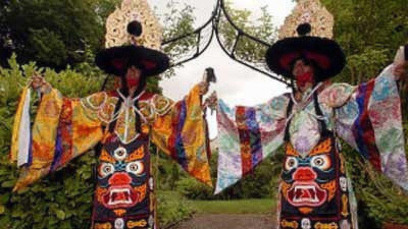 Lecture: A Tibetan Journey - Alan Clements