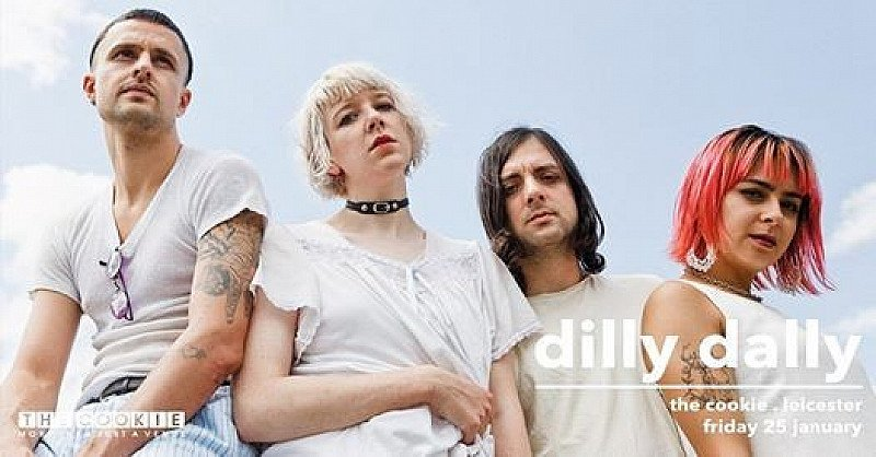 Dilly Dally x Hotel Lux