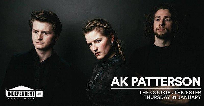IVW: AK Patterson