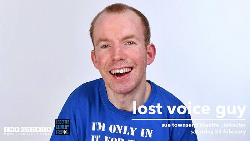 Lost Voice Guy