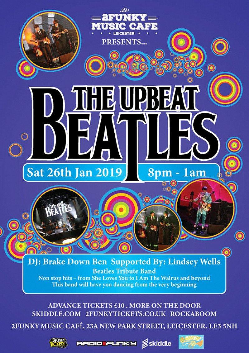 The Upbeat Beatles