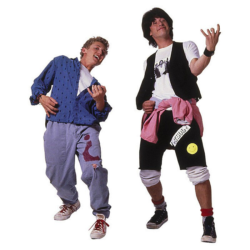 Film Club – Bill and Ted's Excellent Adventure 30th Anniversary Screening