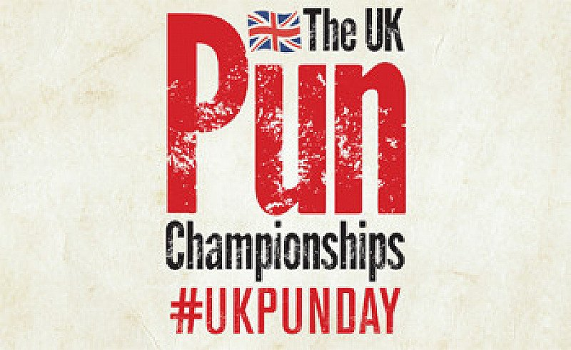 The UK Pun Championships 2019