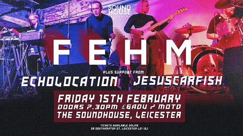 FEHM + Echolocation & jesuscarfish