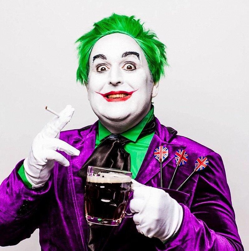 Justin Moorhouse - Northern Joker LCF 2019