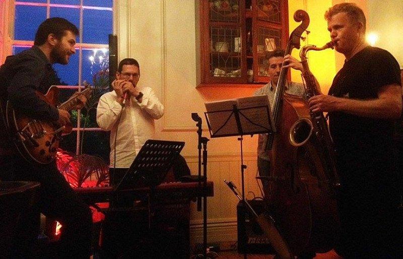 The Adam Glasser Quartet