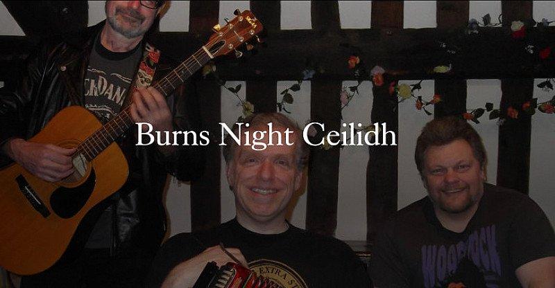 Burns Night Ceilidh