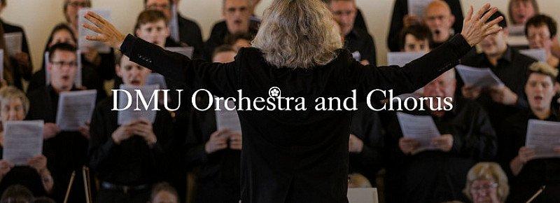 DMU Orchestra and Chorus