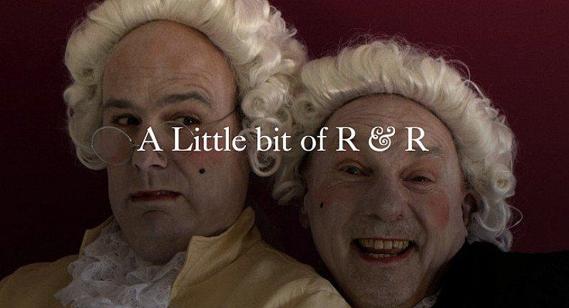 A Little bit of R & R