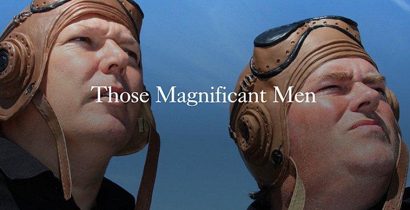Those Magnificant Men
