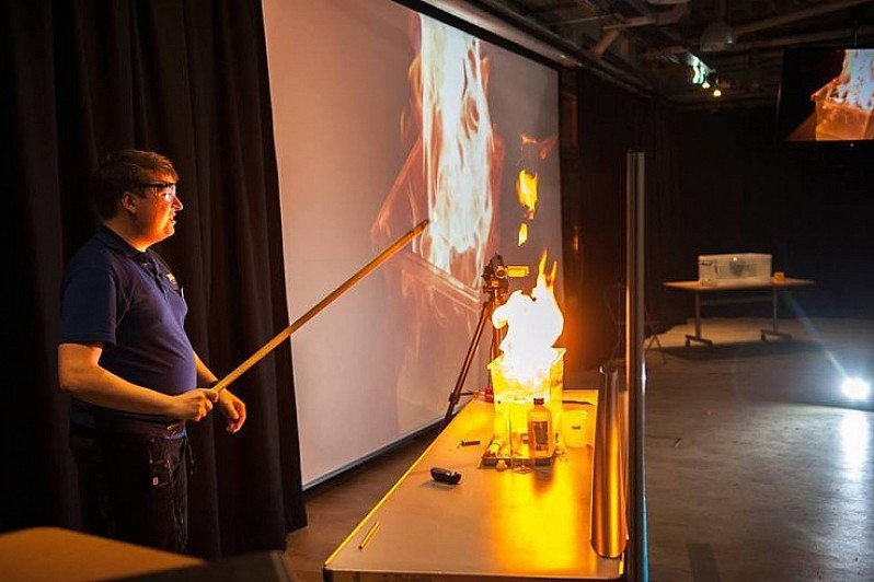 British Science Week: Science Show: A Jodrell Journey
