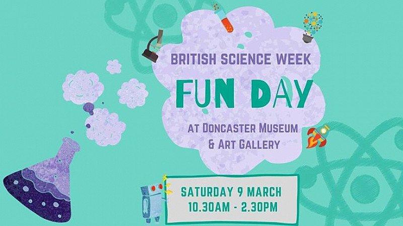 British Science Week Fun Day!