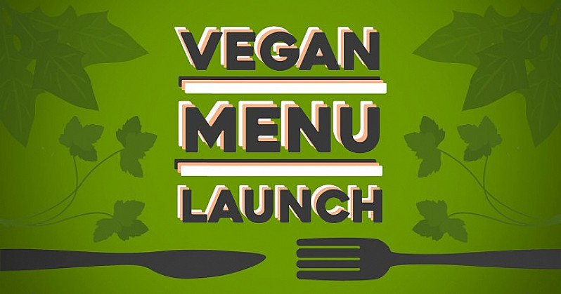 Vegan Menu Launch : The Marquis