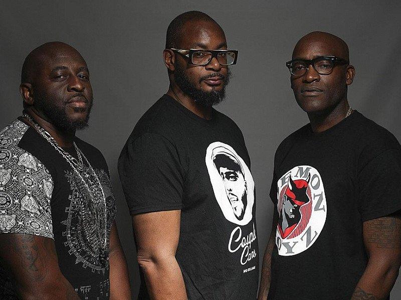 Blak Twang, Rodney P & TY Presents The Kingdem Tour