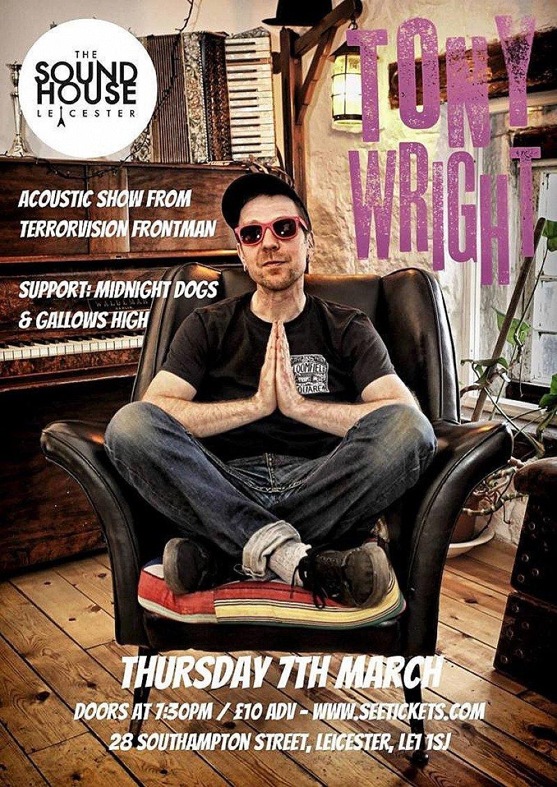 Tony Wright (Terrorvision) Acoustic Set