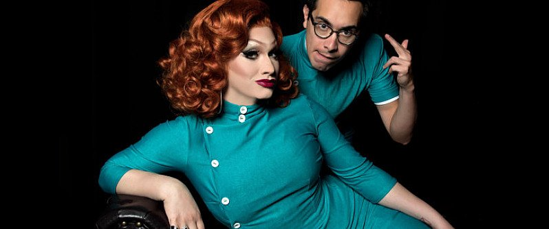 Jinkx Monsoon and Major Scales - 'The Ginger Snapped!'