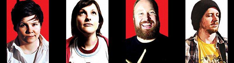 Lefty Scum: Josie Long, Grace Petrie and Jonny & the Baptists