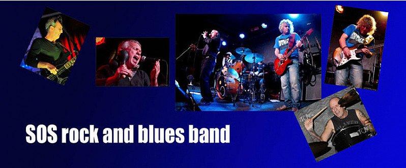 SOS Blues band (BLUES)