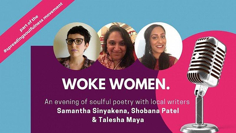 WOKE WOMEN: SOULFUL POETRY