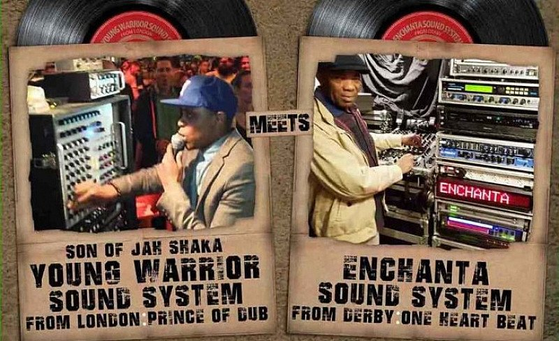 EASTER WEEKEND: YOUNG WARRIOR SOUND – MUSIC CAFE LEICESTER
