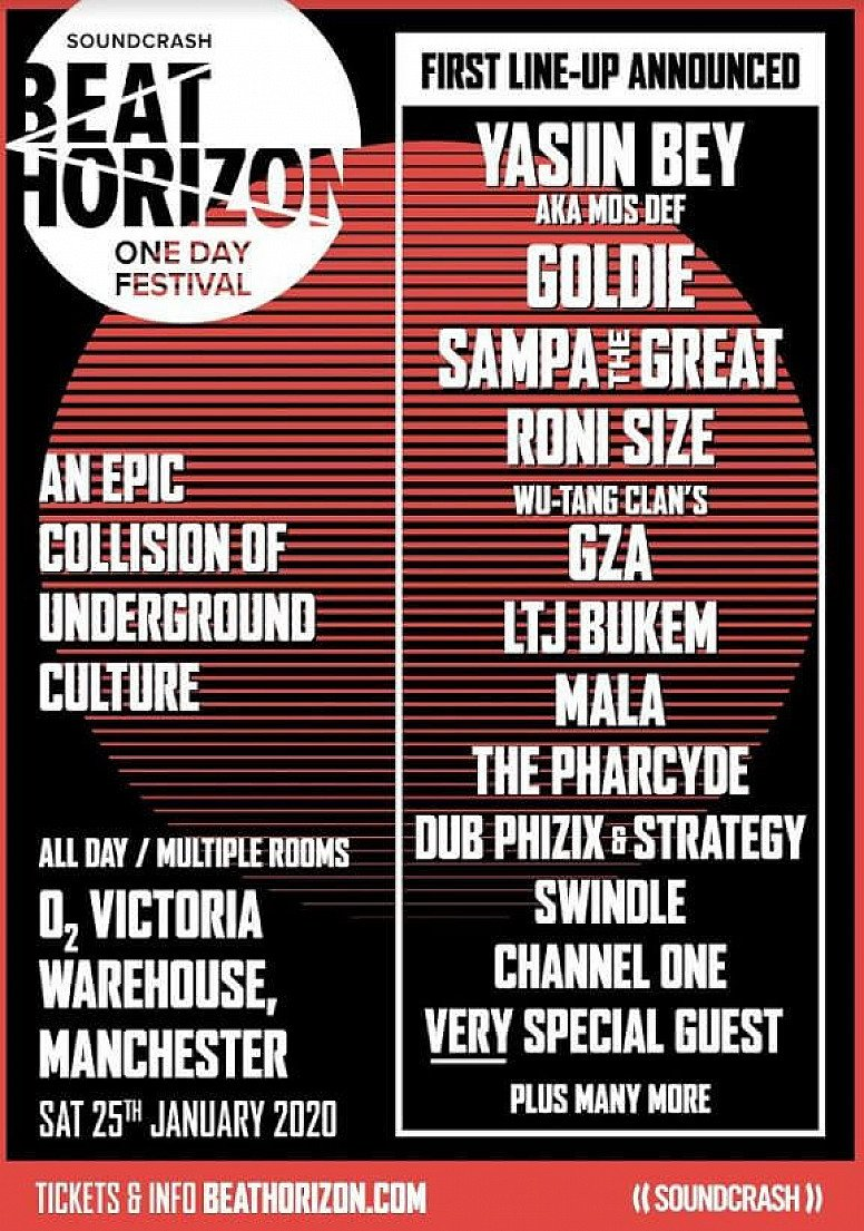 Soundcrash Beat Horizon One Day Festival